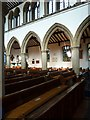 SU9490 : St Marys & All Saints, Beaconsfield-  arches by Basher Eyre