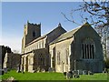 TM0567 : Bacton (Suffolk)  St Mary�s church by Adrian S Pye