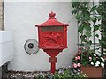 SP9853 : Post Box by Dee Hill