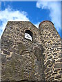 SW5037 : Engine house at Giew Mine by Rod Allday