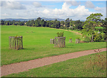 SO8845 : Croome Park by Trevor Rickard