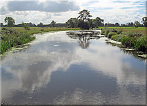SO8844 : The Croome River by Trevor Rickard