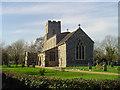 TM2682 : Mendham All Saints church by Adrian S Pye