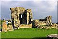 SN5881 : Aberystwyth Castle : Week 41