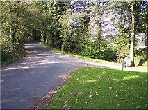 SD4909 : Public footpath off Lees Lane by Raymond Knapman