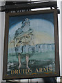 TQ3105 : Druids Arms sign by Oast House Archive