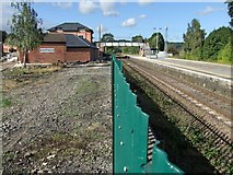SK3443 : Railway Stations, Duffield by Dave Hitchborne