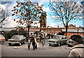 SJ9399 : Ashton-Under-Lyne Market (1977) by David Dixon