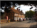 SU3802 : Beaulieu: southern end of High Street by Chris Downer