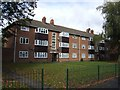 SJ9500 : Council Housing - Lichfield Road by John M