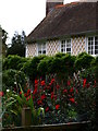 TL1344 : Dahlia Cottage by Dennis simpson