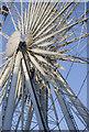 SJ3489 : Liverpool Big Wheel : Week 43