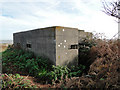 TM5384 : Pillbox at Benacre by Adrian S Pye