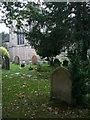 TQ3769 : Gravestone of Harriet Staunton, St George's, Beckenham by Robert Rimell