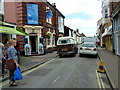 TM5076 : VW camper van in East Street by Basher Eyre