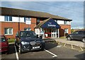 TL0328 : Toddington M1 Southbound Travelodge by Mary and Angus Hogg