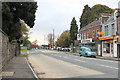 ST6071 : 2010 : A4 Bath Road, heading west into Bristol by Maurice Pullin