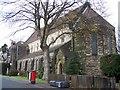 SK3336 : St Barnabas, Mackworth by Geoff Pick