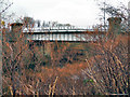 SD7407 : River Croal, Farnworth Bridge by David Dixon