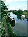 SP4909 : Oxford Canal at Wolvercote by Robin Webster
