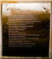 TL1040 : Obelisk for George Montagu-Dunk  Chicksands Woods by Martin