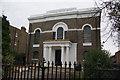 TQ3390 : Tottenham Baptist Church by Bill Boaden