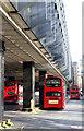 TQ2982 : Euston Bus Station : Week 46