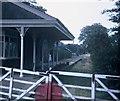 SC3794 : Sulby Glen Station, IOM by David Hillas