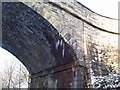 SE2102 : Icicles Beneath Ecklands Bridge by Jonathan Clitheroe