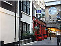 TQ3080 : The Ship and Shovell Public House, Craven Passage by PAUL FARMER