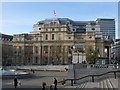TQ2980 : Canada House, Trafalgar Square by PAUL FARMER