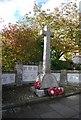 TQ8364 : War Memorial, Hartlip by N Chadwick