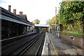 TQ5359 : Otford Station (looking north) by N Chadwick