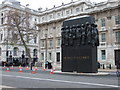 TQ3079 : Memorial to the women who served in World War II  Whitehall, London by PAUL FARMER