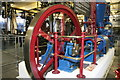 SE1835 : Steam fire pump, Bradford Industrial Museum  by Chris Allen