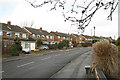 SP1675 : Poplar Road, Dorridge B93 by Robin Stott