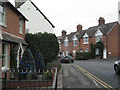 SP1675 : Lights, Poplar Road, Dorridge B93: 2 by Robin Stott