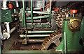NT2776 : Grab No. 1, Leith Docks - steam engine by Chris Allen