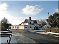 TG4917 : The Bell public house at Hemsby, Norfolk by Adrian S Pye