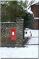 TQ2078 : Postbox W4 41, Heathfield Terrace/Heathfield Gardens by Alan Murray-Rust
