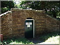 TL1348 : The Ice House, Moggerhanger Park by John Brightley