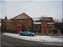 SK7761 : Former Methodist Church, Norwell by Jonathan Thacker