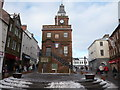 NX9776 : Mid Steeple, Dumfries by Andy Farrington