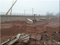 SP0483 : Selly Oak New Road Phase 2 - the job's a good un. by Chris Allen