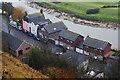 TQ4209 : Houses at Lewes, Sussex : Week 52