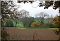 TQ4535 : View to the Medway from Forest Way by N Chadwick