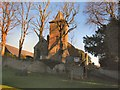 TQ3009 : All Saints Church, Patcham by Paul Gillett