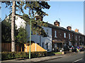 SP1676 : Older terraced houses, Tilehouse Green Lane by Robin Stott