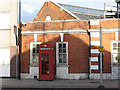 TQ4078 : Scott phone box, Woolwich Road by Stephen Craven