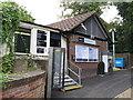 TQ3870 : Ravensbourne station entrance by Mike Quinn